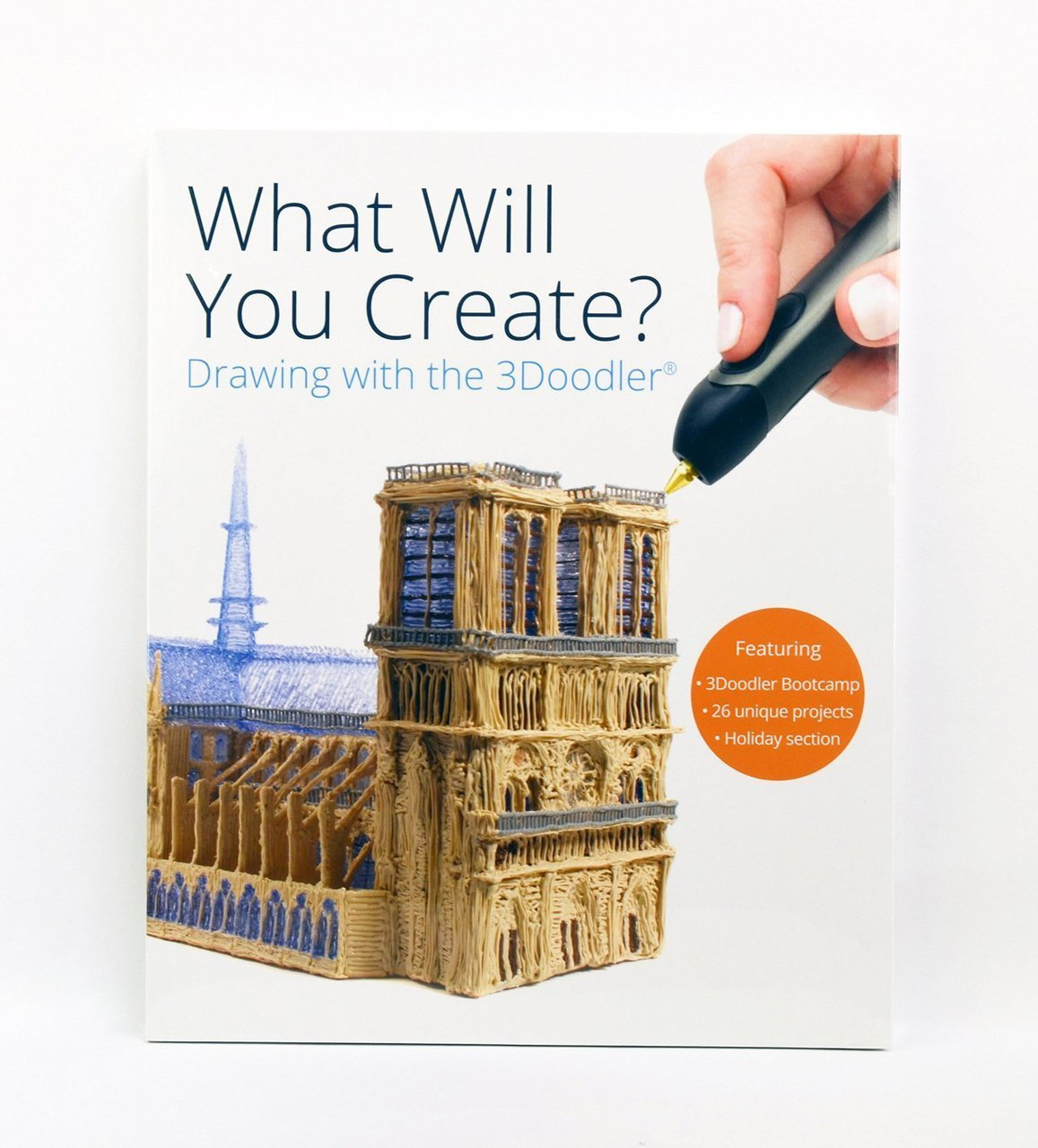 3Doodler Project Book Smart Toys 3Doodler