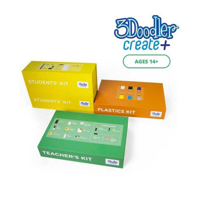 3Doodler EDU Create+ Learning Pack Smart Toys 3Doodler