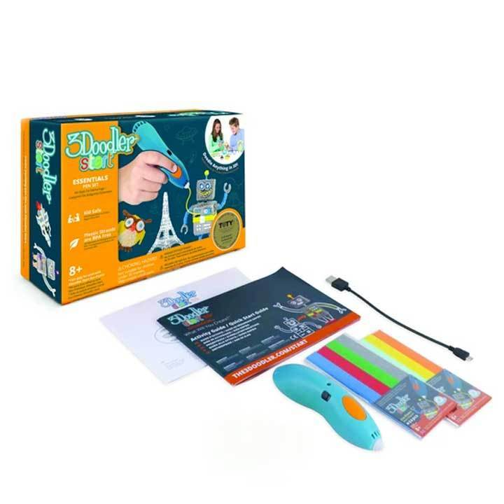 3Doodler Start Pen + FREE Robotics Kit