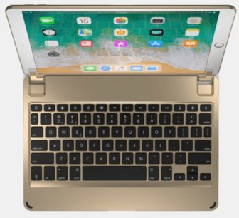 "BRYDGE 10.5"" Smart Keyboard Series II for 10.5"" iPad Pro and iPad Air 2019 Accessories Brydge"