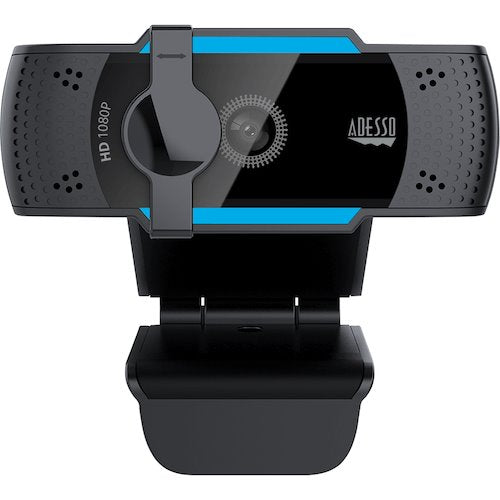 Adesso Cybertrack H5 1080P HD Webcam Audio & Video Adesso