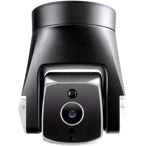 Amaryllo Ares Outdoor Security Camera With Face Recognition Health & Home Amaryllo
