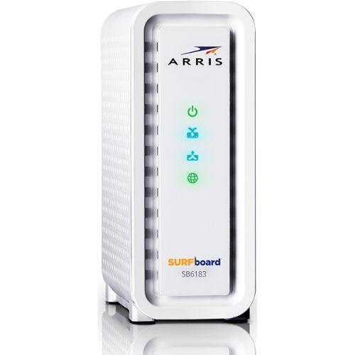 Arris SB6183 SURFboard DOCSIS 3.0 Cable Modem Health & Home Arris