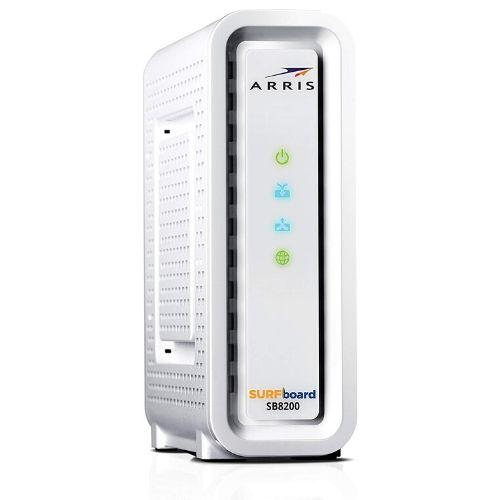 Arris SB8200 SURFboard DOCSIS 3.1 Gigabit Cable Modem