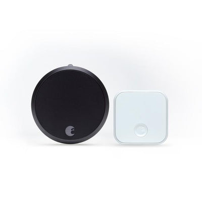 August Smart Lock Pro + Connect Health & Home August