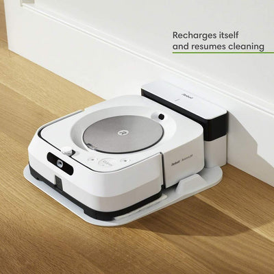 iRobot Braava jet M6 Wi-Fi Connected Robotic Floor Cleaner Cleaning Robots iRobot