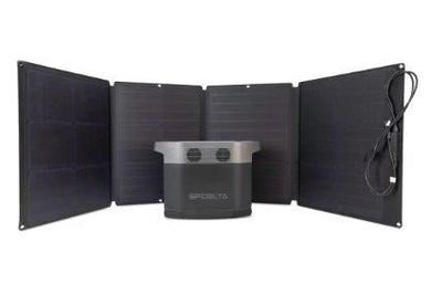 ECOFLOW DELTA 1300Wh 110W Energy Bundle