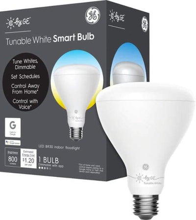 C by GE BR30 Smart Light Bulb (Tunable White) Health & Home General Electric