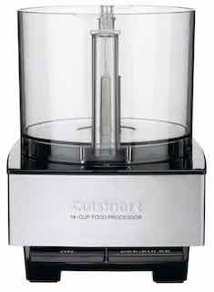 Cuisinart DFP-14BCWNY Custom 14 Food Processor, White/Stainless Steel