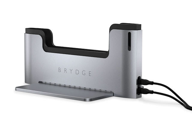 Brydge MacBook Vertical Dock 16-inch for MacBook Pro