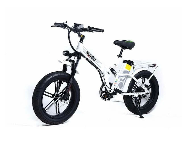 GreenBike Big Dog Off Road, 750W Electric City Bike
