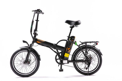 Classic HS 2021 x Foldable Electric Bike by GreenBike Electric Scooters Green Bike