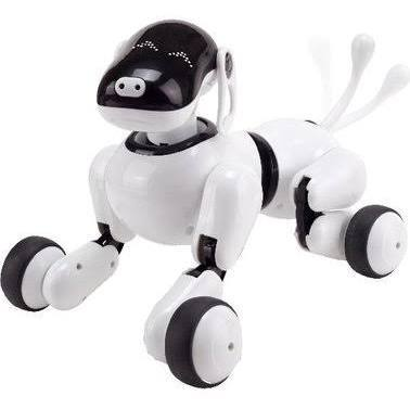 Contixo Smart Puppy Interactive Robot Pet Toy Smart Toys Contixo
