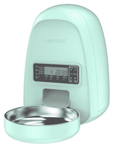 DOGNESS MINI PROGRAMMABLE PET FEEDER Pets Dogness