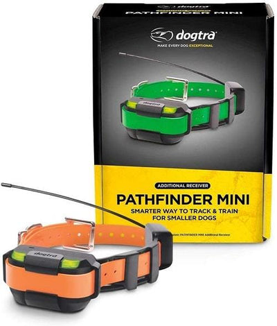 Pathfinder Mini Additional GPS Tracking & Training Collar Pet Products Dogtra