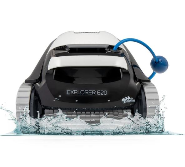 Maytronics Dolphin Explorer E20 Robotic Pool Cleaner