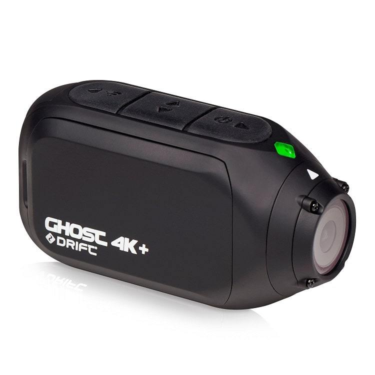 Drift Ghost 4K+ Action Camera Audio & Video Drift