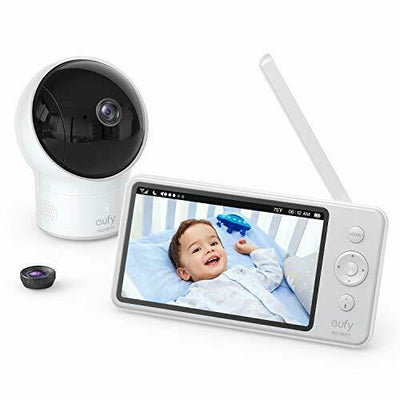 EUFY SECURITY SPACEVIEW BABY MONITOR