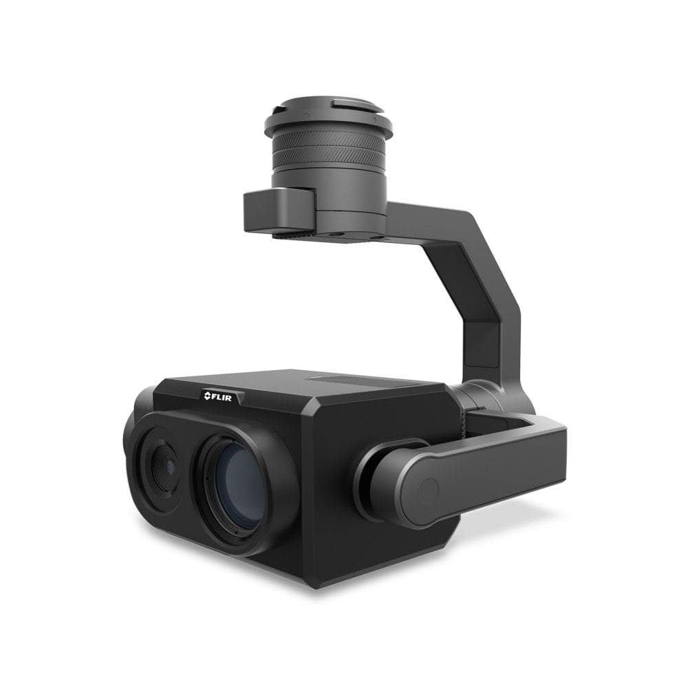 FLIR VUE TZ20 Audio & Video Flir