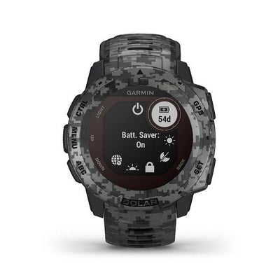 Garmin Instinct® Solar Cameo Edition Rugged GPS Smartwatches with Solar Charging Connected Health Garmin