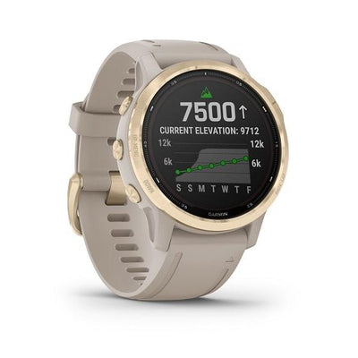 Garmin fēnix® 6S Pro Solar Edition Connected Health Garmin