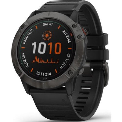 Garmin fenix 6X Pro Solar Health & Home Garmin