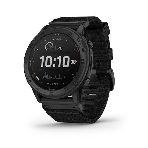 Garmin TACTIX® DELTA SOLAR EDITION Connected Health Garmin