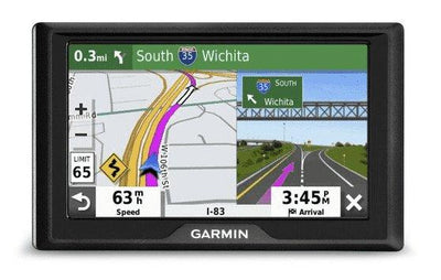 GARMIN DRIVE 51 GPS Connected Health Garmin