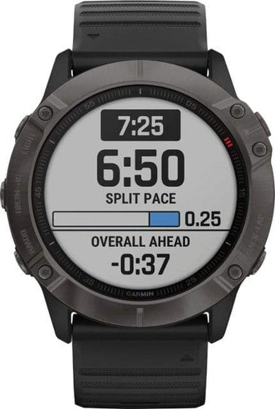 Garmin fenix 6X - Pro and Sapphire Editions Health & Home Garmin