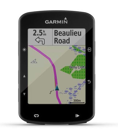 "Garmin Edge 520 Plus bundle (Cycling GPS Navigator and Heart Rate Monitor) - 2.3"" Display Health & Home Garmin"