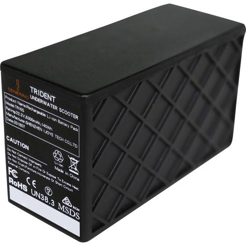 Geneinno Battery for Trident Underwater Scooter Accessories Geneinno