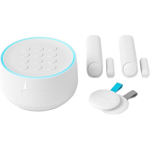 Google Nest Secure alarm system statter pack Smart Home Google Nest