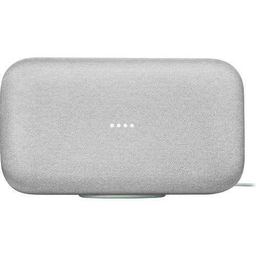 Google Home Max with Google Assistant Audio & Video Google Nest