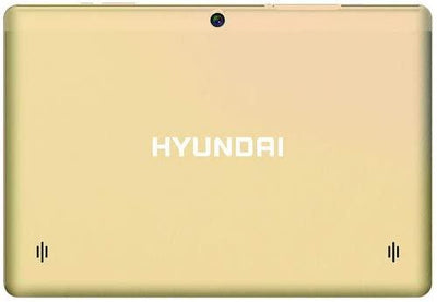 Hyundai Koral 10X3 10 inch Tablet with Android Pie 9.0 Audio & Video Hyundai