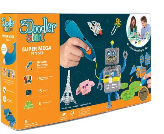 3DOODLER START MEGA 3D PRINTING PEN SET Smart Toys 3Doodler