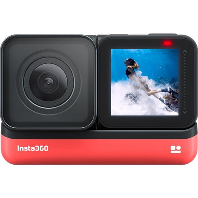 Insta360 ONE R 4K Edition Action Camera System