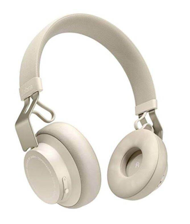 Jabra Move Style Edition Headset - Gold Beige Audio & Video Jabra