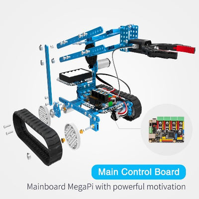 Makeblock Ultimate 2.0 STEM 10-in-1 Educational Robot Kit