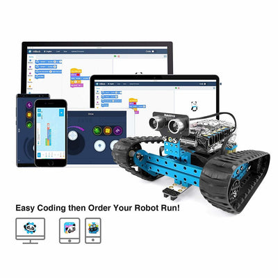 Makeblock mBot Ranger STEM Educational 3 in 1 Programmable Robotic Kit Smart Toys Makeblock