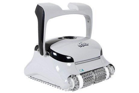 Maytronics Dolphin C4 Robotic Pool Cleaner with Caddy & Remote Cleaning Robots Maytronics Dolphin