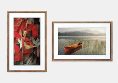 MEURAL CANVAS II 16x24 - DIGITAL PHOTO FRAME Health & Home Meural