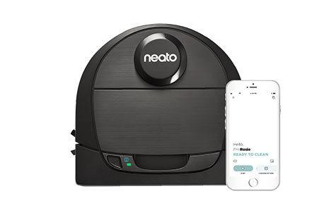 Neato Botvac D6 Connected Robot Vacuum