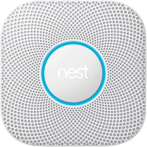 Nest Protect Smoke and CO Alarm, Battery 3-pack Smart Home Google Nest