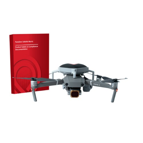 ParaZero SafeAir + Professional Kit (ASTM F3322 Compliant) Drones ParaZero