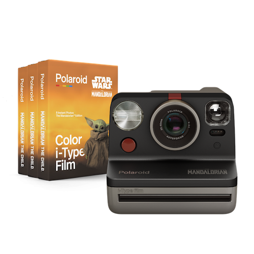 Polaroid Now Starter Set - The Mandalorian (Limited Edition)