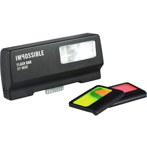 Polaroid Mint SX-70 Flashbar Audio & Video Polaroid