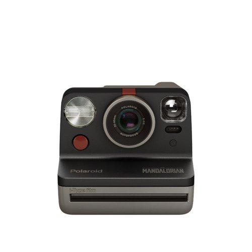 Polaroid Now Instant Film Camera - The Mandalorian Limited Edition