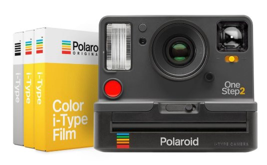 Polaroid OneStep2 VF Viewfinder Instant Camera Starter Set