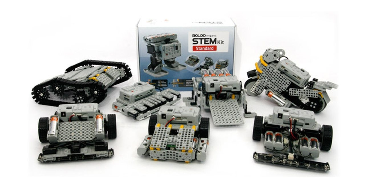 Robotis - Bioloid STEM Level 1 - Educational Robot Kit
