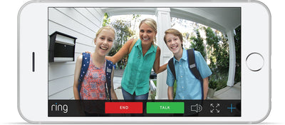 Ring Video Doorbell Pro Health & Home Ring